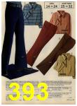 1972 Sears Fall Winter Catalog, Page 393