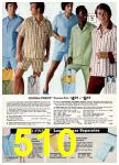 1974 Sears Spring Summer Catalog, Page 510