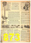 1949 Sears Spring Summer Catalog, Page 873