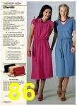 1980 Sears Spring Summer Catalog, Page 86