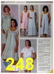 1985 Sears Spring Summer Catalog, Page 248