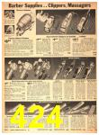 1942 Sears Spring Summer Catalog, Page 424