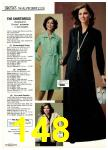 1976 Sears Fall Winter Catalog, Page 148