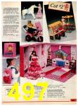 1985 Sears Christmas Book, Page 497