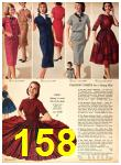 1958 Sears Fall Winter Catalog, Page 158