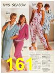 1987 Sears Spring Summer Catalog, Page 161