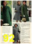 1969 Sears Fall Winter Catalog, Page 92