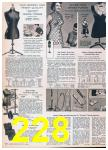 1957 Sears Spring Summer Catalog, Page 228