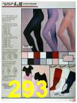 1986 Sears Fall Winter Catalog, Page 293