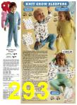 1975 Sears Spring Summer Catalog, Page 293