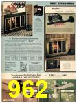 1978 Sears Fall Winter Catalog, Page 962
