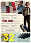 1965 Sears Fall Winter Catalog, Page 32