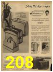 1962 Sears Spring Summer Catalog, Page 208