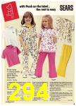 1974 Sears Spring Summer Catalog, Page 294