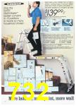 1988 Sears Fall Winter Catalog, Page 732