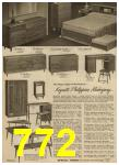 1959 Sears Spring Summer Catalog, Page 772
