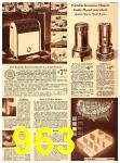 1940 Sears Fall Winter Catalog, Page 963