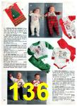 1990 Sears Christmas Book, Page 136