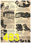 1940 Sears Fall Winter Catalog, Page 483