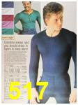 1987 Sears Fall Winter Catalog, Page 517