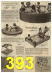 1961 Sears Spring Summer Catalog, Page 393