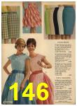 1962 Sears Spring Summer Catalog, Page 146