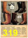 1977 Sears Fall Winter Catalog, Page 319