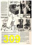 1975 Sears Spring Summer Catalog, Page 309