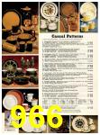 1973 Sears Fall Winter Catalog, Page 966