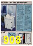 1987 Sears Spring Summer Catalog, Page 908