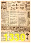 1956 Sears Fall Winter Catalog, Page 1330