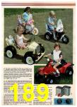 1985 Montgomery Ward Christmas Book, Page 189