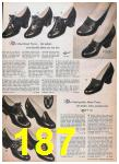 1957 Sears Spring Summer Catalog, Page 187