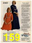 1972 Sears Fall Winter Catalog, Page 159