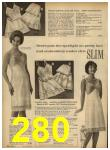 1962 Sears Spring Summer Catalog, Page 280