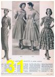 1957 Sears Spring Summer Catalog, Page 31