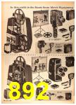 1964 Sears Spring Summer Catalog, Page 892