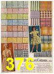 1962 Sears Spring Summer Catalog, Page 376