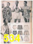 1957 Sears Spring Summer Catalog, Page 534