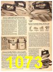 1956 Sears Fall Winter Catalog, Page 1073
