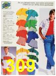 1987 Sears Spring Summer Catalog, Page 309