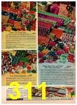 1970 Montgomery Ward Christmas Book, Page 311