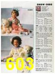 1988 Sears Fall Winter Catalog, Page 603