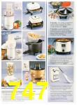 1988 Sears Fall Winter Catalog, Page 747