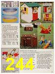 1987 Sears Spring Summer Catalog, Page 244