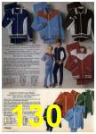 1980 Sears Fall Winter Catalog, Page 130