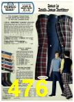 1976 Sears Fall Winter Catalog, Page 476
