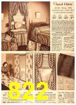1940 Sears Fall Winter Catalog, Page 822