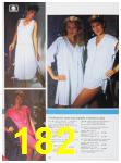 1986 Sears Spring Summer Catalog, Page 182