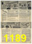 1960 Sears Spring Summer Catalog, Page 1189